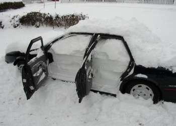 Особенности зимней эксплуатации автомобиля