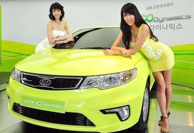 Становление и развитие корейского автопрома