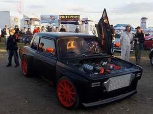 Тюнинг автомобиля ВАЗ